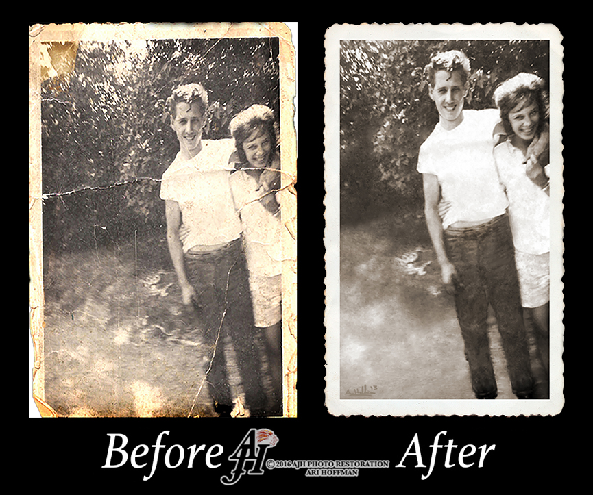 By XxAcGXx.. I Did Photo Restoration