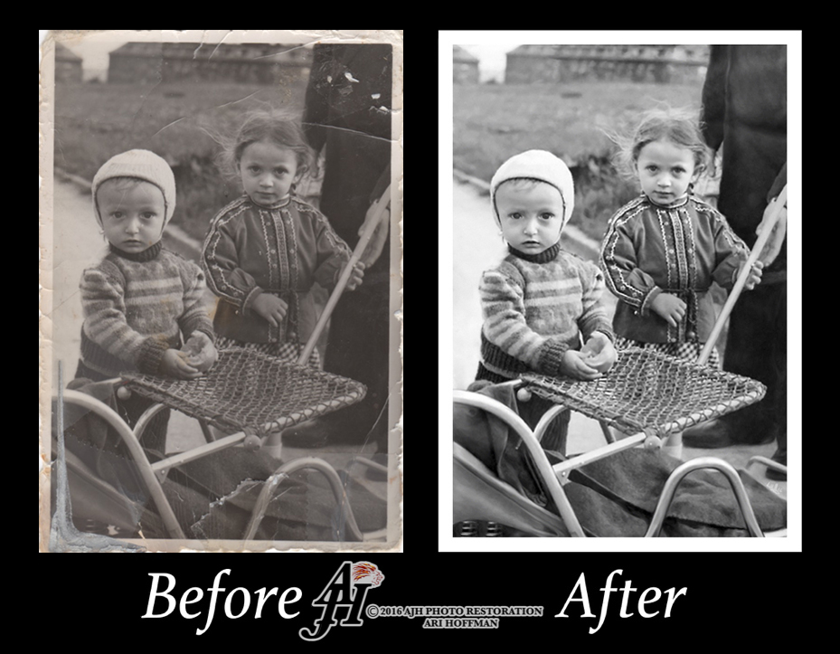 Young Children 1949 Germany